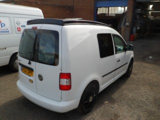 Vw Caddy Super Slim Line Swb Rear Elevator Campervan Roof