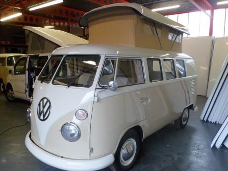 ea90f47c1f Volkswagen T2 Vertical Bay Campervan Roof