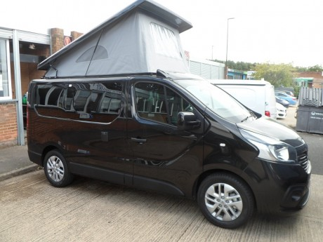 Renault Trafic Swb Front Elevator With Spoiler New 2015