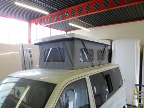 Volkswagen T5 T6 Lwb 1 2 Vertical Elevator Campervan Roof