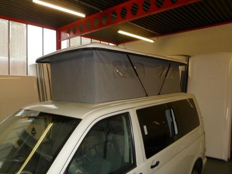 Universal Swb Full Vertical Elevator Campervan Roof