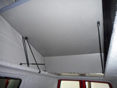 Vw T4 Full Elevating Bed Kit Campervan Roof