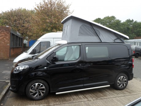 Toyota Proace Verso 2017 Mwb Front Elevator Campervan Roof